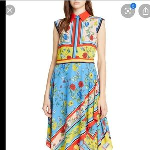 Gorgeous Alice and Olivia handkerchief dress